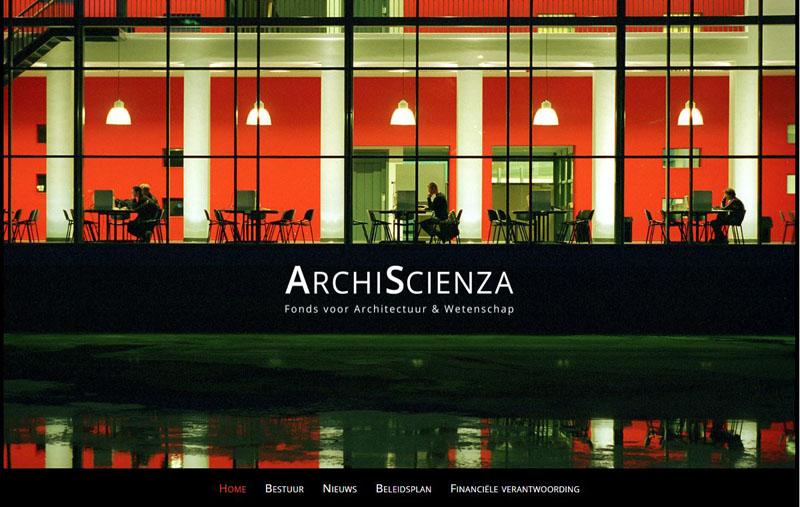 ArchiScienza Website
